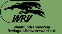 Website der Windhund Renn Vereins (WRV) Breisgau-Schwarzwald e.V.